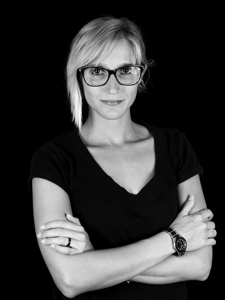 Portrait of Emilia Grisetti
