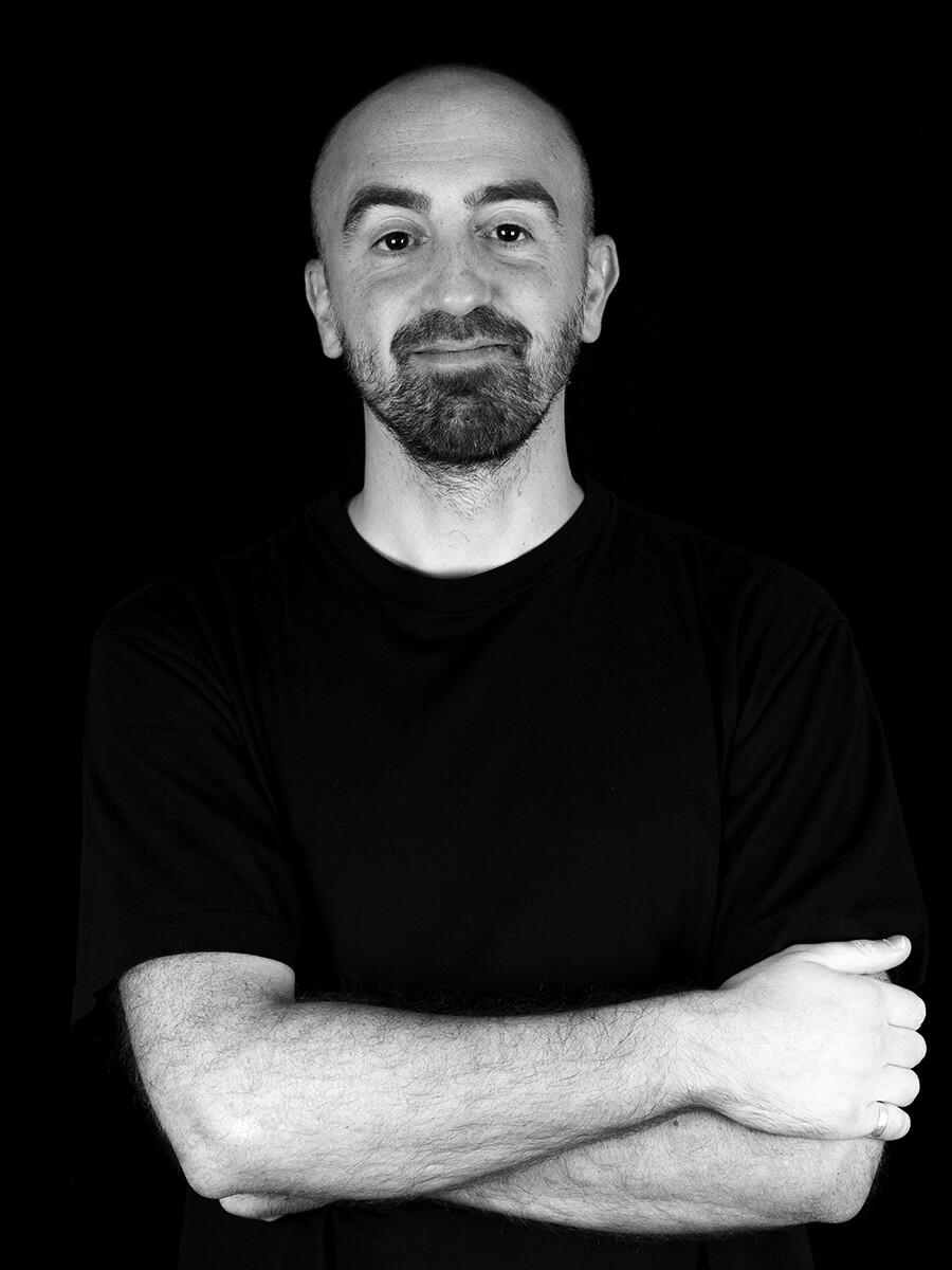 Portrait of Fabio Calvosa