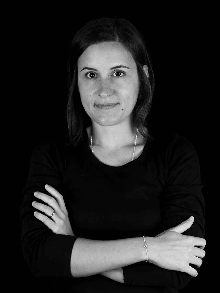 Portrait of Federica Miglio